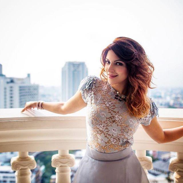 Shama Sikander Uploads Hot Vacation Pictures That Are Raising Temperature