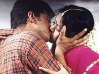 Hot South Indian Kiss