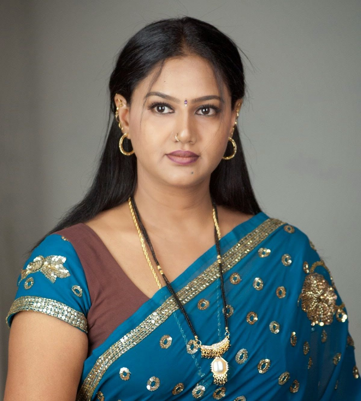 TV Serial Hot Aunty Rare Photos