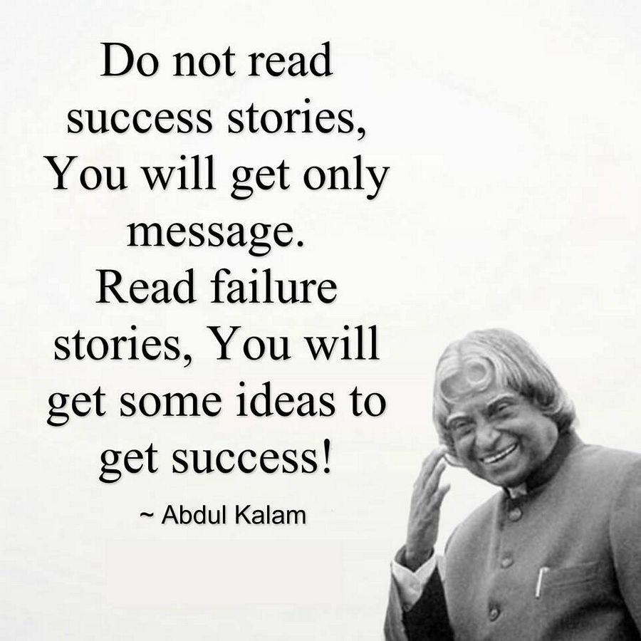 Amazing Quotes By A P J Abdul Kalam