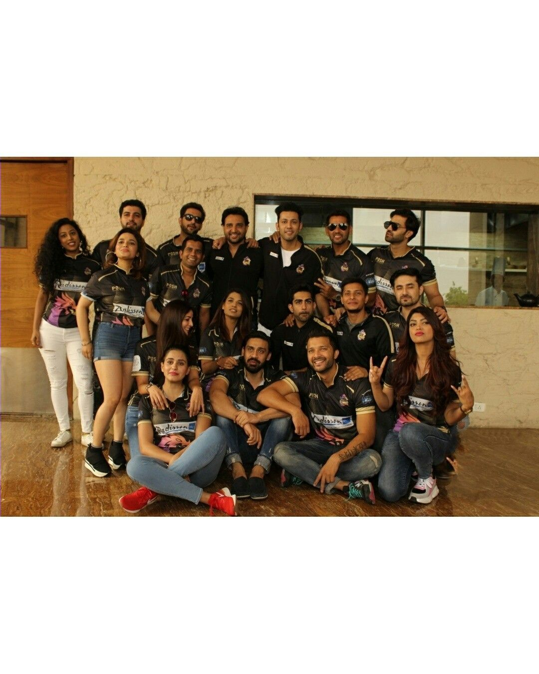 BCL Delhi Dragons Press Conference