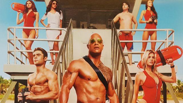 Baywatch 2017 Movie HD Wallpapers