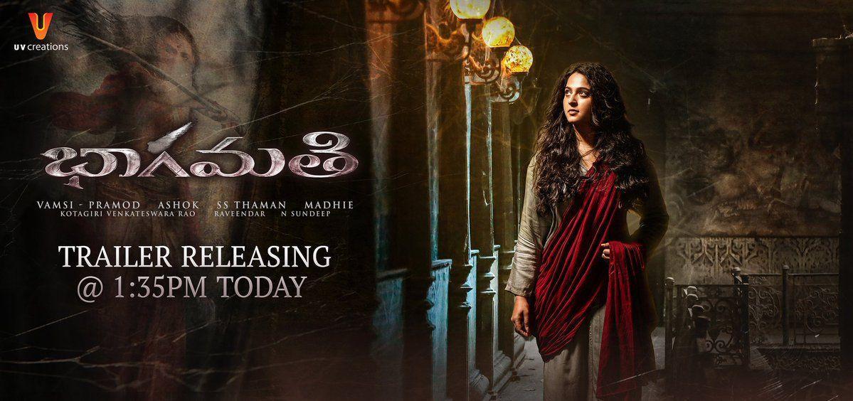 Bhaagamathie Movie New Posters & Stills