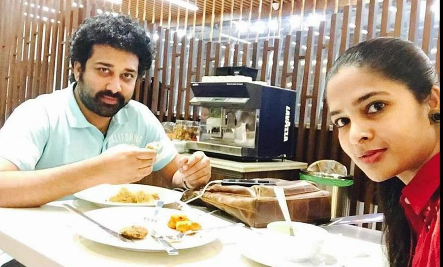 Siva Balaji Family Rare Unseen Photos