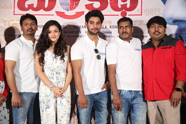 Burrakatha Movie Launch Photos