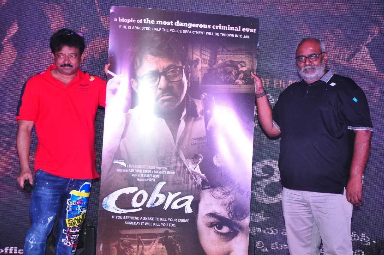 COBRA Movie First Look launched Stills