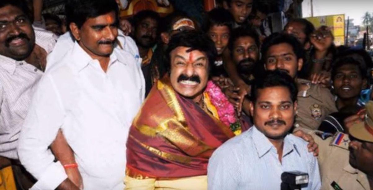 Caught: Fun Side of Balakrishna Never Seen Photos Goes Viral!
