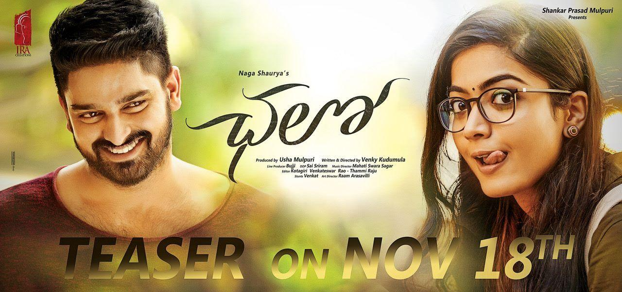 Chalo Movie New Stills Posters