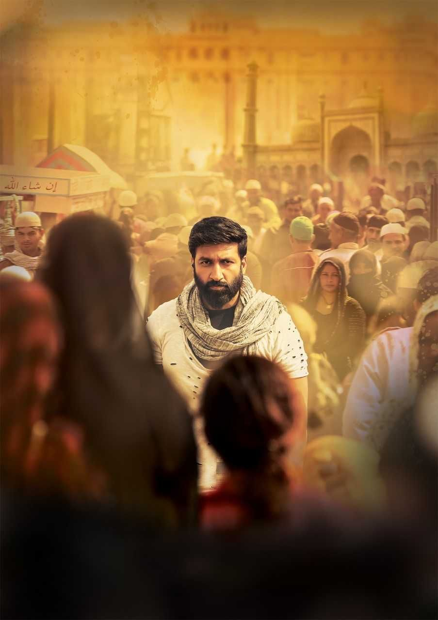 Chanakya First Look Pictures