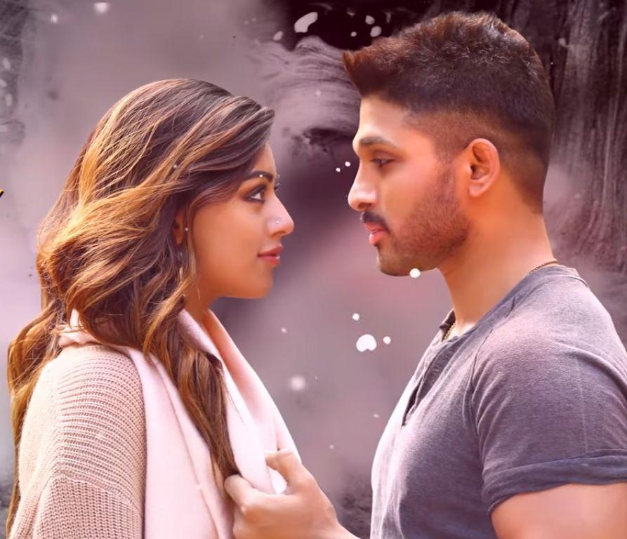 check out the brand new stills posters from naa peru surya