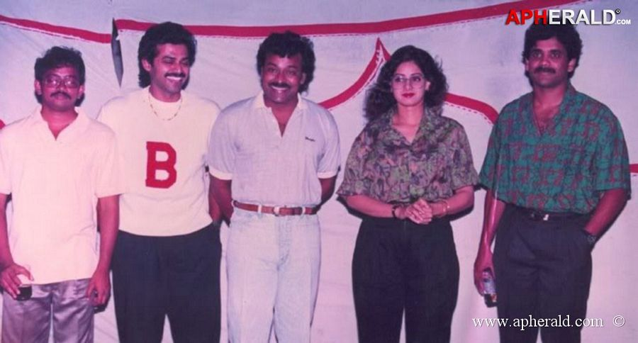 Chiranjeevi Rare NEVER SEEN Collection