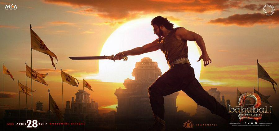 EXCLUSIVE: Baahubali 2 The Conclusion Movie Latest Wallpapers & Working Stills
