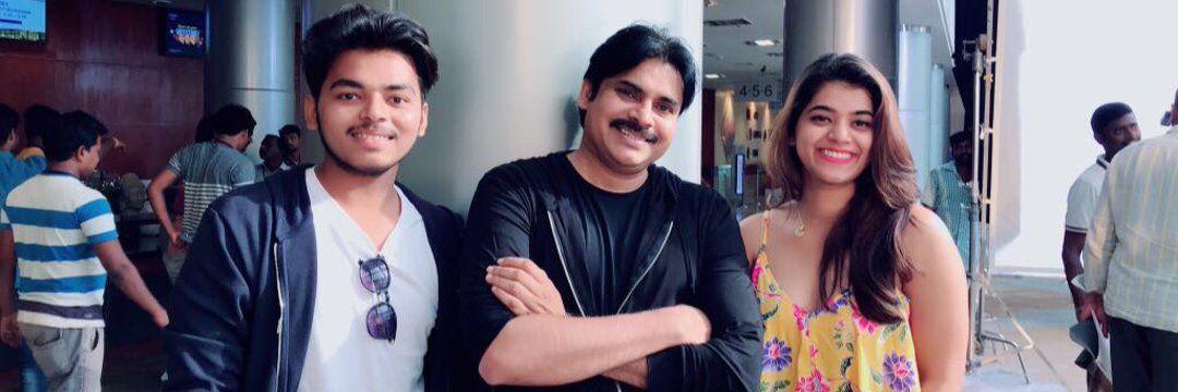 EXCLUSIVE: Powerstar Pawan Kalyan Stills Leaked from PSPK25