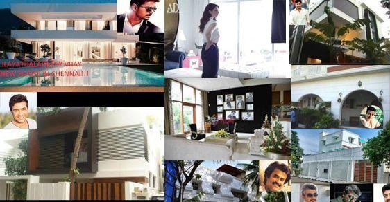 EXCLUSIVE: Top Most Luxury Homes of Celebrities