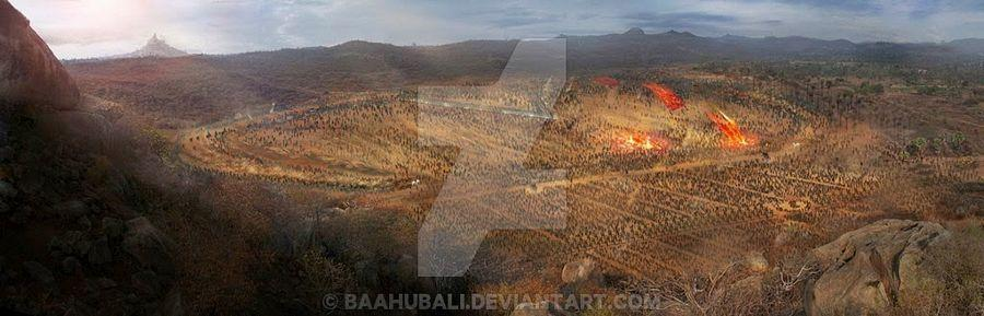 EXCLUSIVE PHOTOS: Baahubali 2 The Conclusion Leaked Concept Art