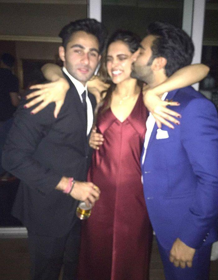 Epic Moments From Deepika Padukone's Weekend Party