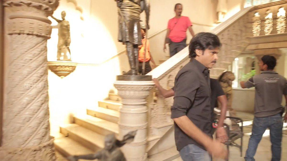 Exclusive Leaked PSPK25 Movie on Shooting Locations Photos