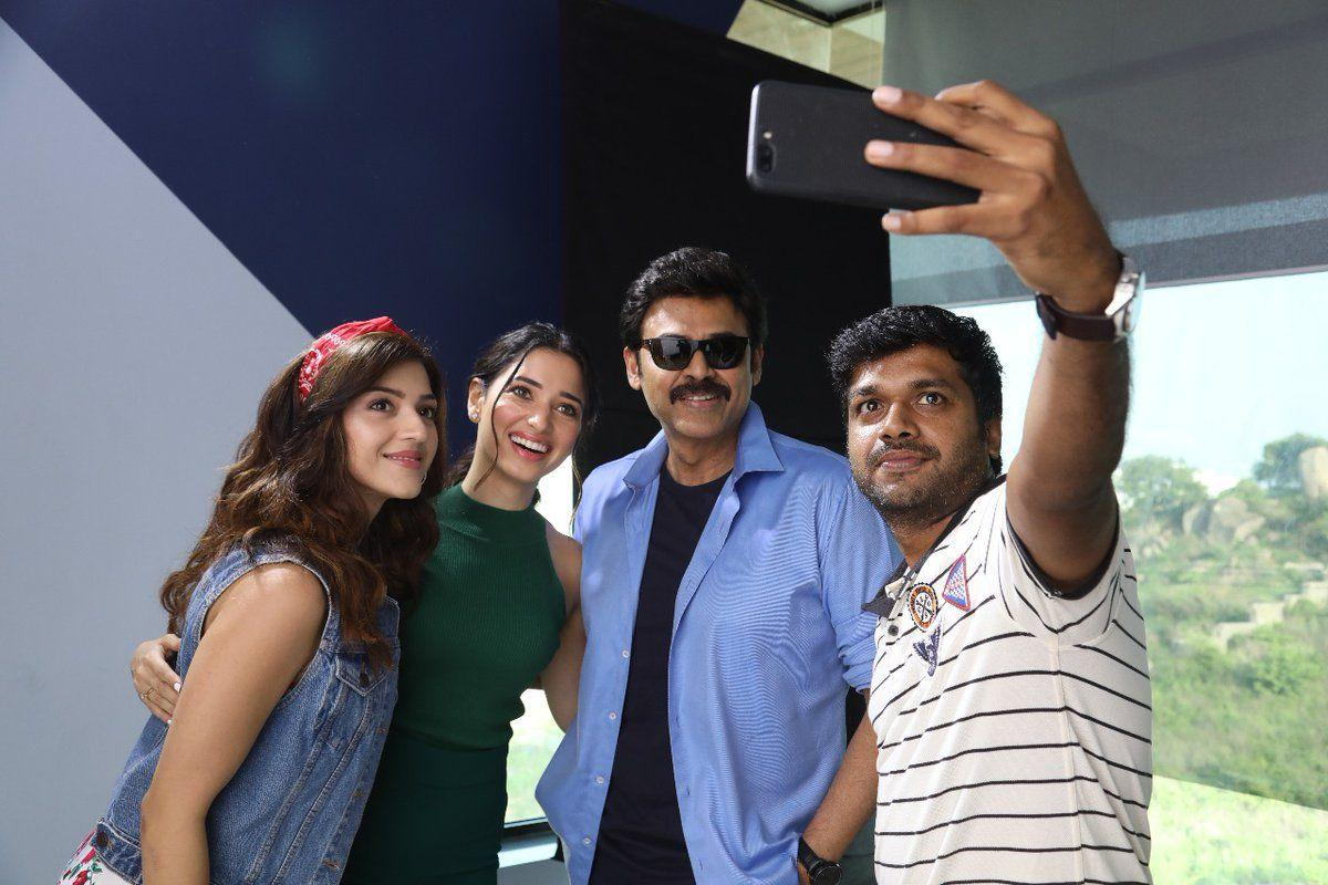 F2 Fun And Frustration Movie Shooting Location Photos