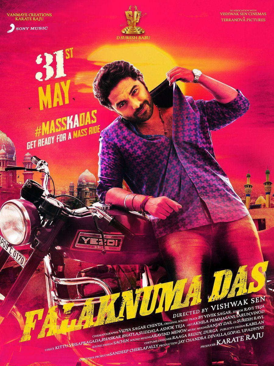 Falaknuma Das Movie Posters