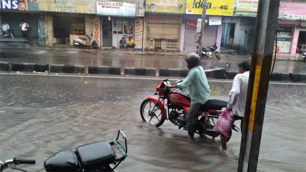 Heavy Rain in Telangana wide Hyderabad Photos