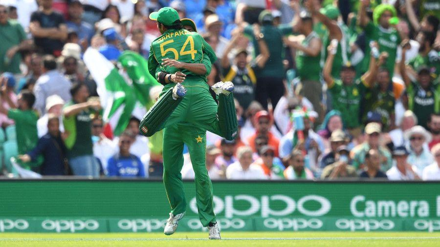 India vs Pakistan ICC Champions Trophy 2017 Match Highlights Photos