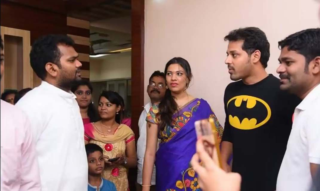 Jabardasth Auto Ram Prasad House Photos