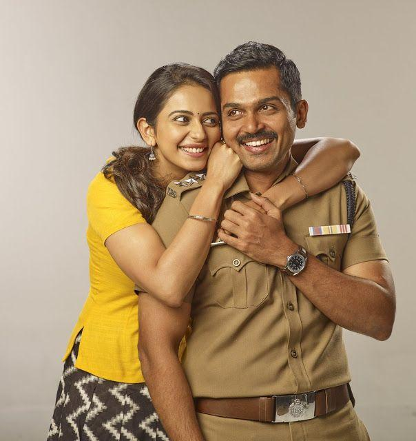 Karthi Khaki Movie Latest Stills