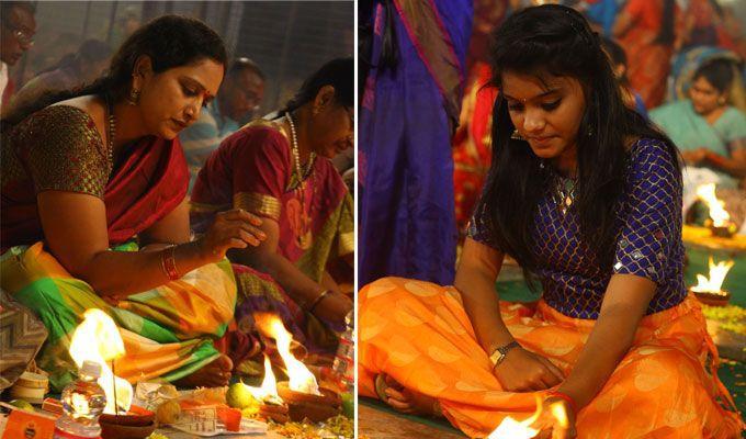 Karthika Deepotsavam 2017 Celebrations Photos