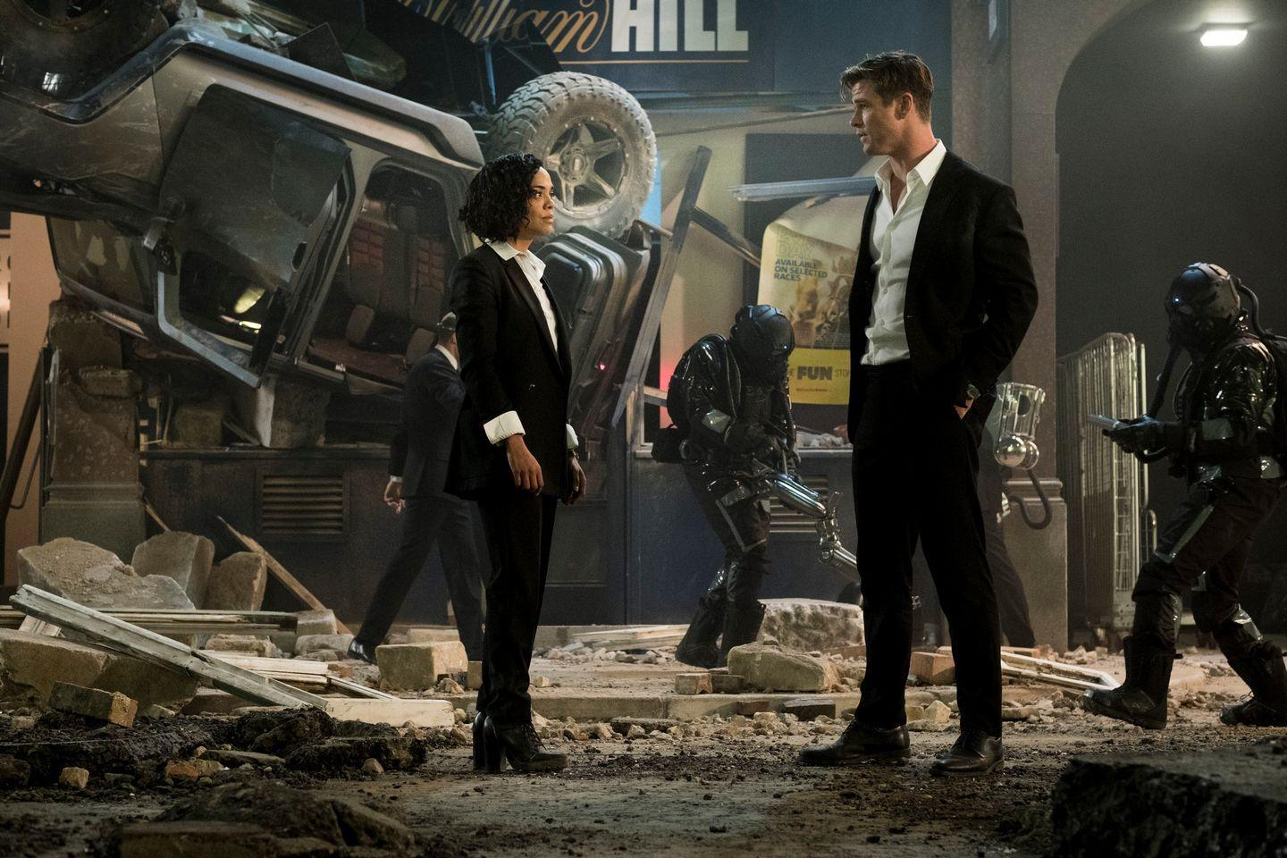 Men In Black International (2019) Promos and Photos