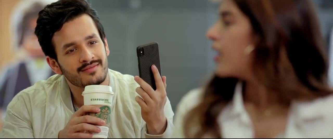 Mr Majnu Movie New Stills