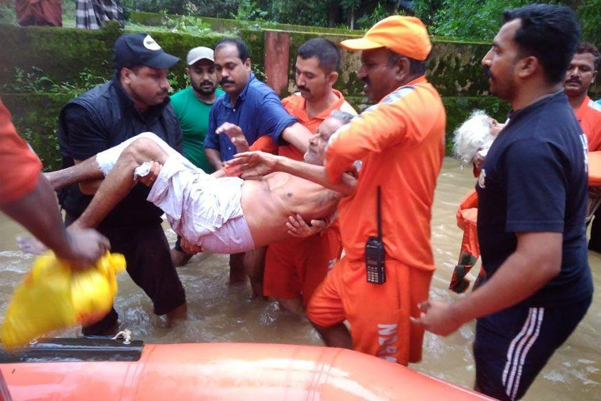 NDRF arrives to fasten Rescue Operations in Kerala
