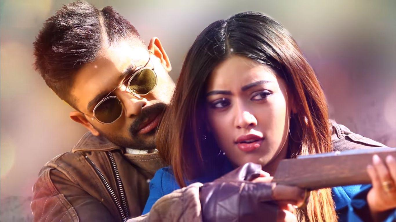 Naa Peru Surya Naa Illu India Movie Latest Stills