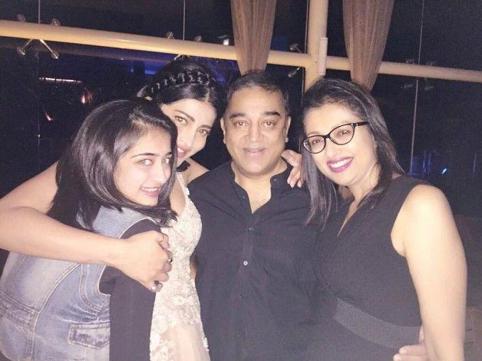 New Year's Special : See How Our Tamil Celebs Party Unseen Photos