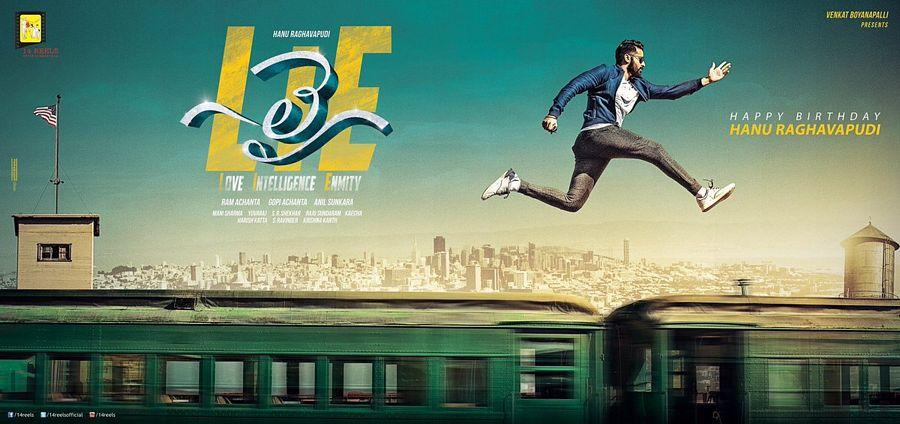 Nithin LIE Movie First Look Latest Posters