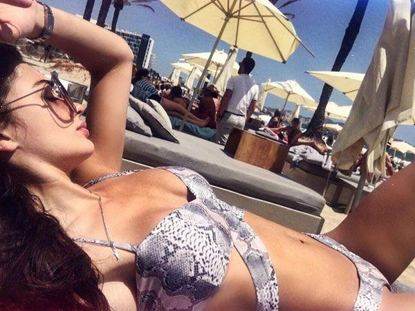 OMG! Amy Jackson's Private Photos Post On Instagram Goes Viral