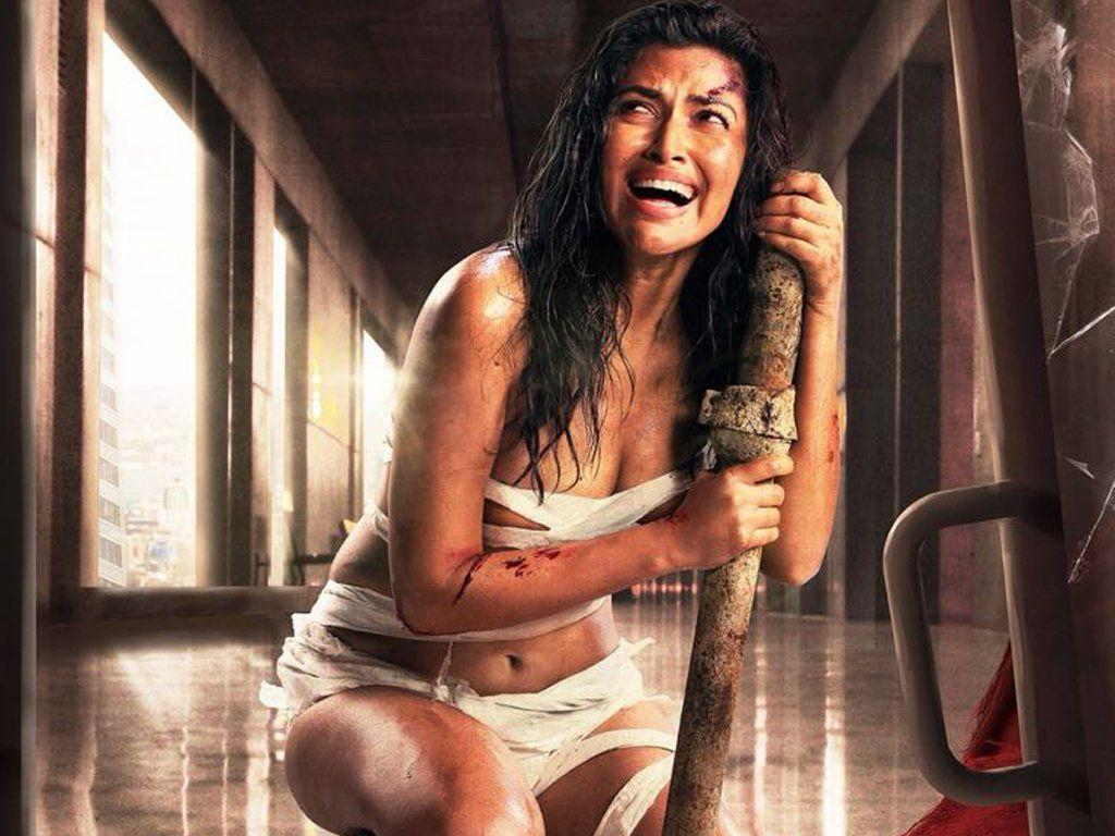 OMG! As expected the Aadai Movie First Look Posters & Stills