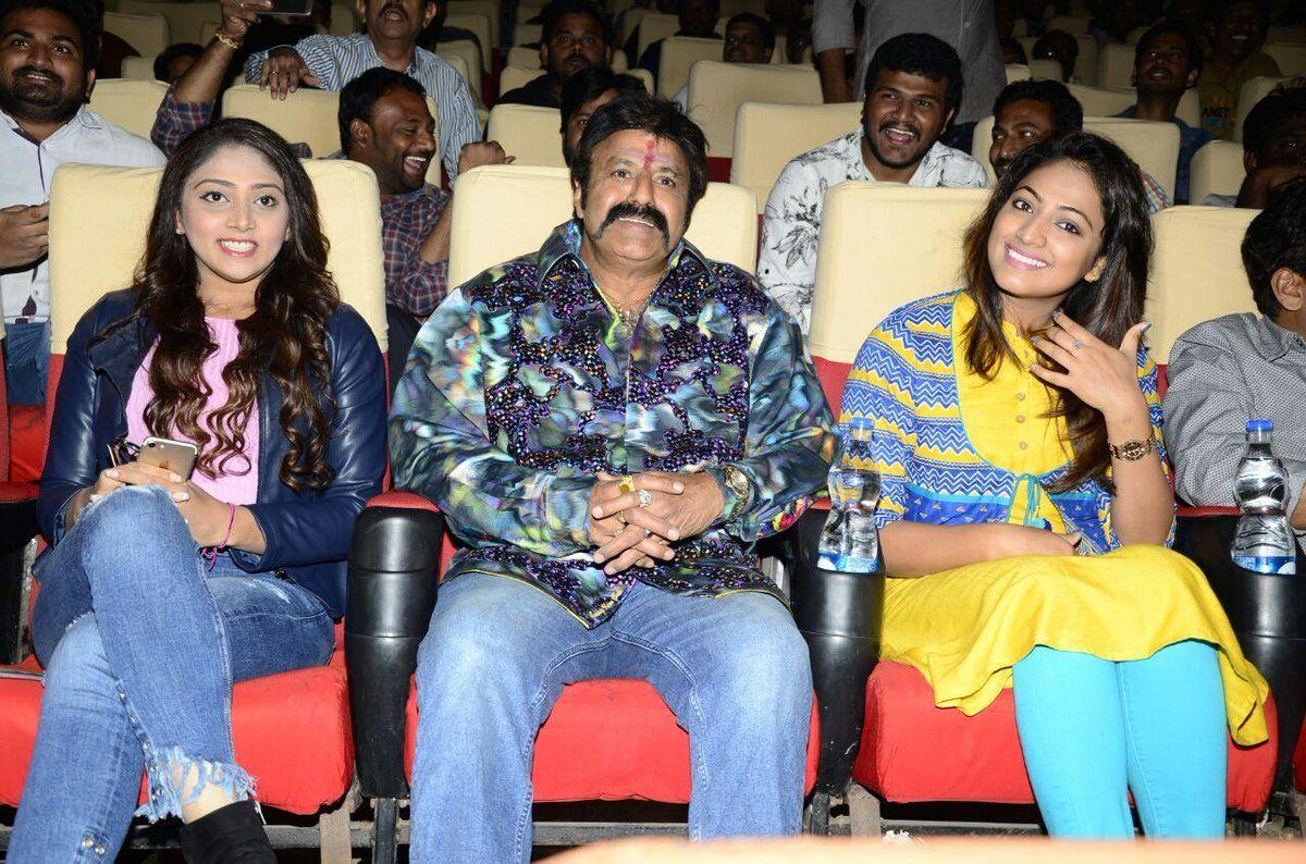 PHOTOS: Natasimha NBK Watches Jai Simha in Kukatpally
