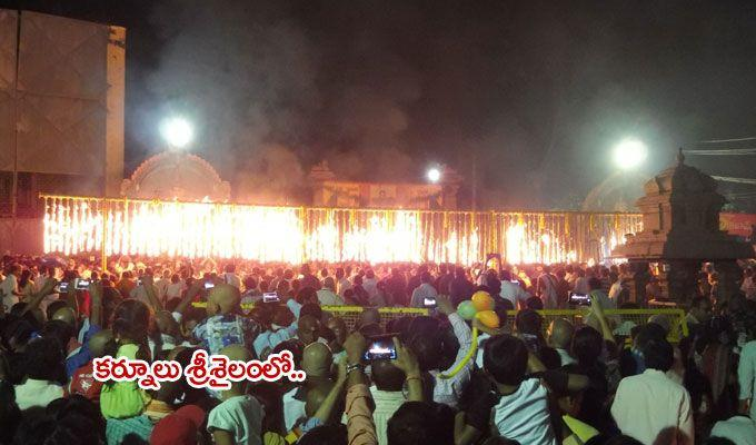 PHOTOS: Telugu Two States Celebrate Karthika Pournami