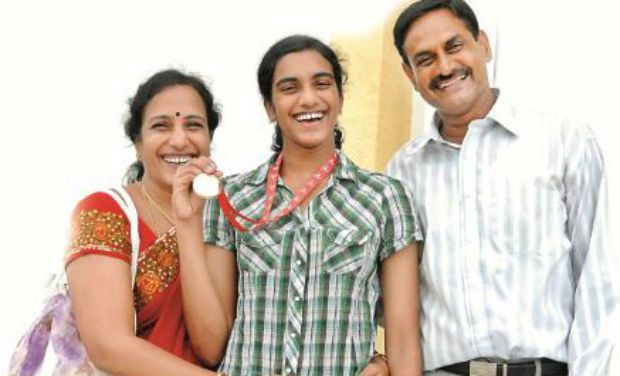 Pv sindhu rare unseen pictures
