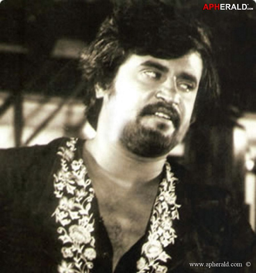 How to create a Rare pictures of rajinikanth