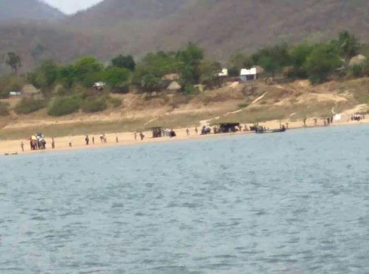 Ramcharan RC11 Shooting Spot Leaked Photos