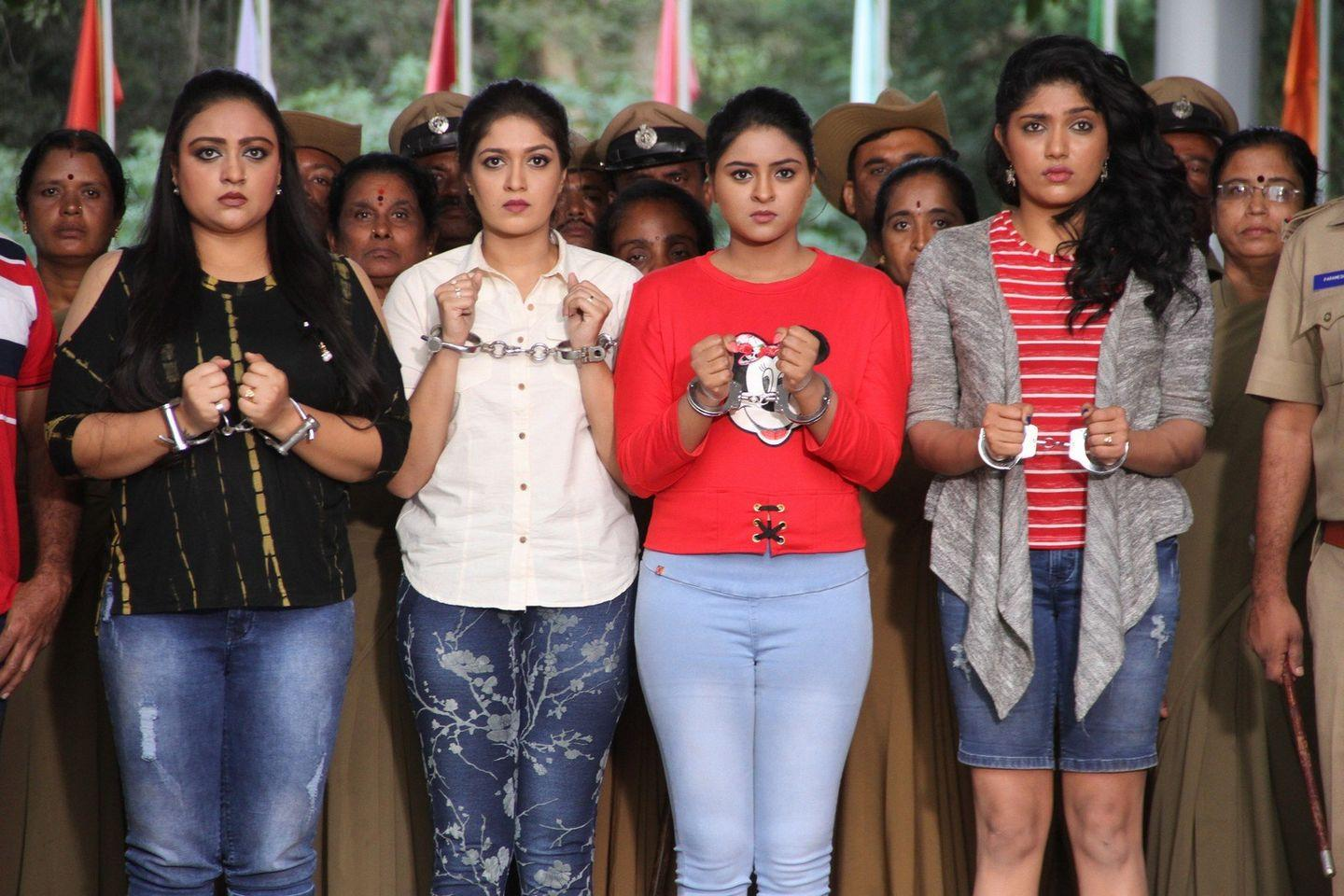 Real Dandupalya Movie Latest Stills