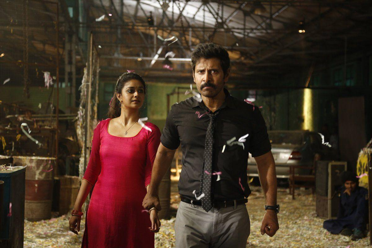 Saamy Square Movie New Exclusive Stills & Posters