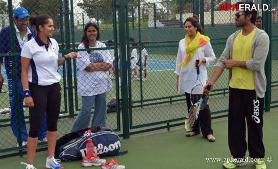 Sania Mirza Rare Photos
