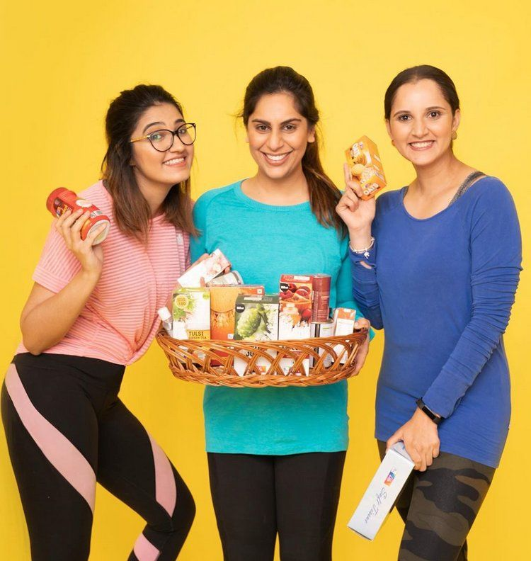 Sania Mirza and Upasana Photos
