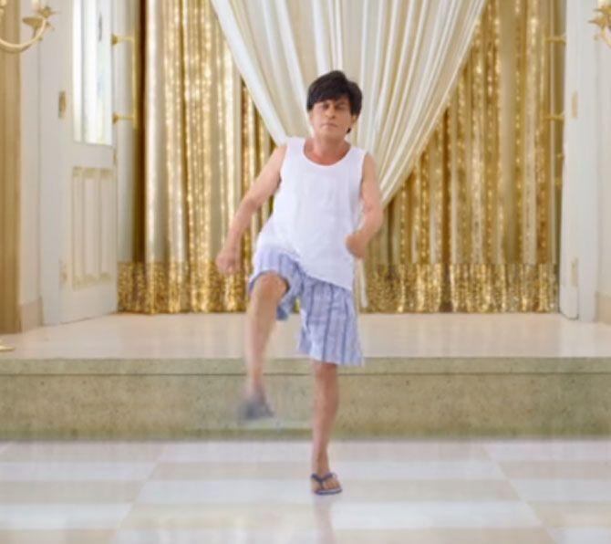 Shah Rukh Khan New Movie Zero Latest Stills