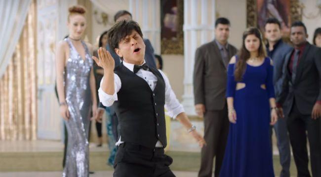 Shah Rukh Khan New Movie ZERO Latest Stills