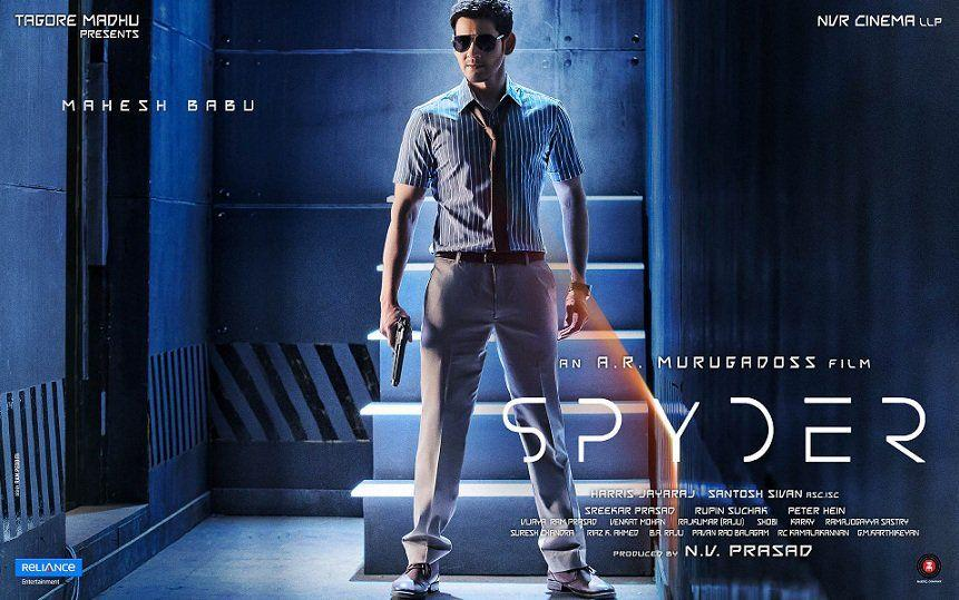 Spyder New Posters
