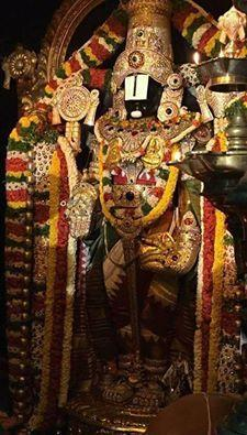 Lord Sri Venkateswara Swamy Wallpapers ✓ The Galleries of HD Wallpaper