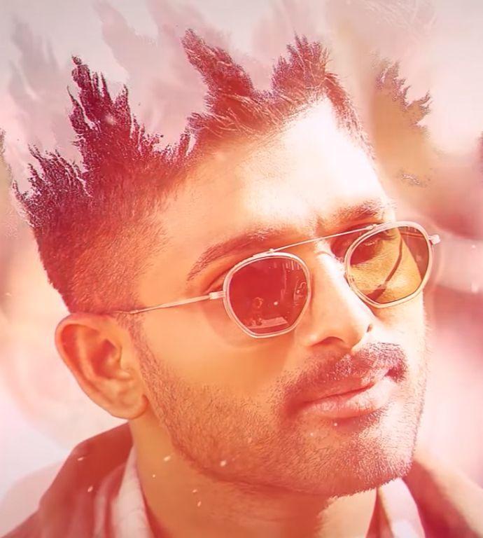Stylish Star Allu Arjun S Nsni Movie Latest Audio Release Posters